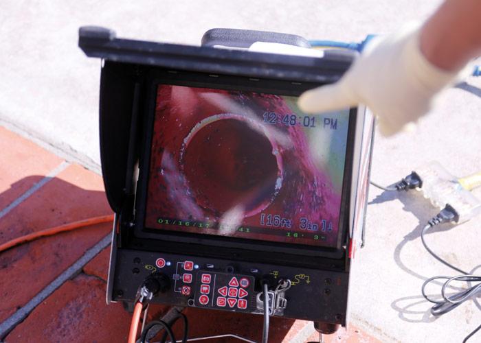 Desentupimentos Camarote com Inspeção Vídeo CCTV